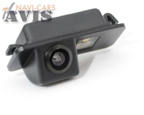 Камера заднего вида (CCD) AVIS AVS321CPR для Ford Mondeo (от 2007) / Fiesta VI / Focus II Hatchback / S-Max / Kuga