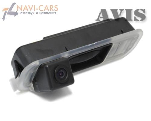 Камера заднего вида (CCD) AVIS AVS321CPR для Ford Focus III (от 2011) (в ручку багажника)
