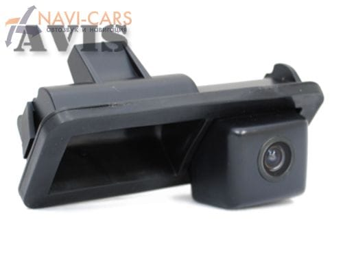 Камера заднего вида (CCD) AVIS AVS321CPR для Ford C-Max / Fiesta VI / Focus II / Kuga / S-Max (в ручку багажника)