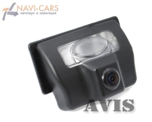 Камера заднего вида (CCD) AVIS AVS321CPR для Nissan Teana / Tiida Sedan