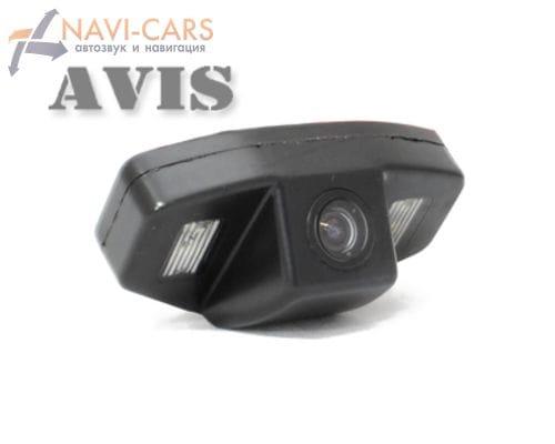 Камера заднего вида (CCD) AVIS AVS321CPR для Honda Accord VII (2002-2008) / Accord VIII (2008-2012) / Civic 4D VIII (2006-2012)