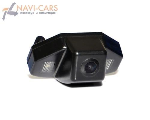 Камера заднего вида (CCD) AVIS AVS321CPR для Honda CRV III (2006-2012) / Jazz (от 2008) / Crosstour