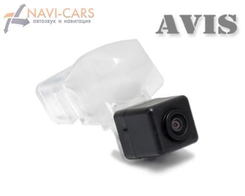Камера заднего вида (CCD) AVIS AVS321CPR для Honda Civic 5D (от 2012) / CR-V IV (от 2012)