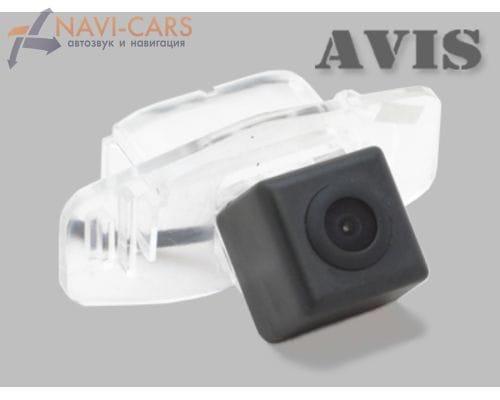 Камера заднего вида (CMOS) AVIS AVS312CPR для Honda Civic 4D IX (от 2012)/ Accord (от 2012)