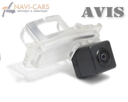 Камера заднего вида (CCD) AVIS AVS321CPR для Honda Civic 4D IX (от 2012)/ Accord IX (от 2012)