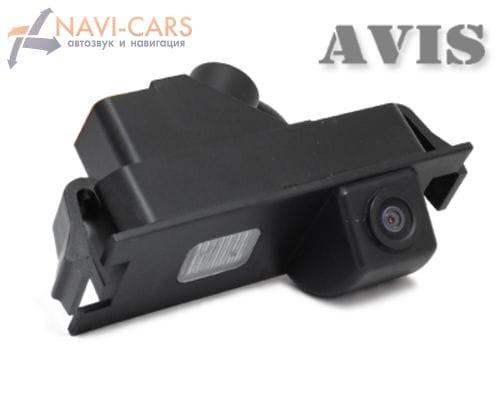 Камера заднего вида (CCD) AVIS AVS321CPR для Hyundai Solaris Hatch