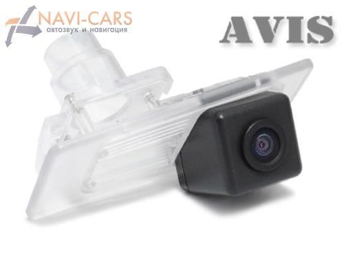 Камера заднего вида (CCD) AVIS AVS321CPR для Hyundai Elantra V (от 2012)