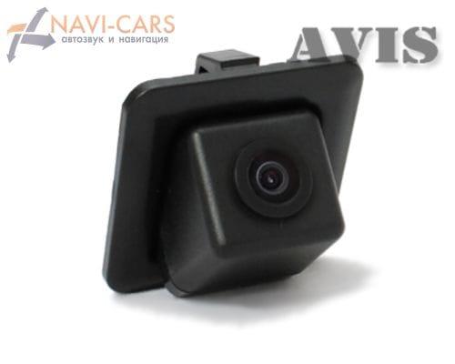Камера заднего вида (CCD) AVIS AVS321CPR для Hyundai Elantra V (от 2012)/ I30 Wagon (от 2012) Original Mount
