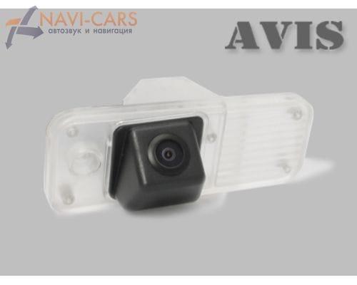 Камера заднего вида (CCD) AVIS AVS321CPR для Hyundai Santa Fe III (от 2012)