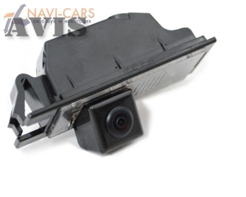 Камера заднего вида (CMOS) AVIS AVS312CPR для Kia Ceed II Hatchback (от 2012)