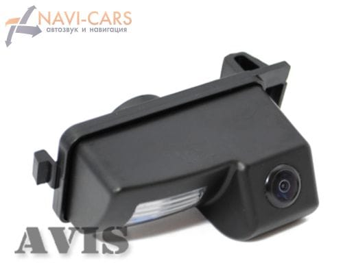 Камера заднего вида (CCD) AVIS AVS321CPR для Nissan GT-R / Tiida Hatchback / 350Z