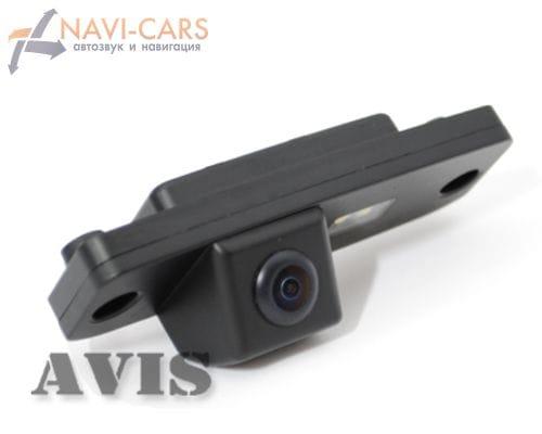 Камера заднего вида (CCD) AVIS AVS321CPR для Kia Carens / Ceed / Ceed SW / Mohave / Opirus / Sorento / Sportage (от 2010)