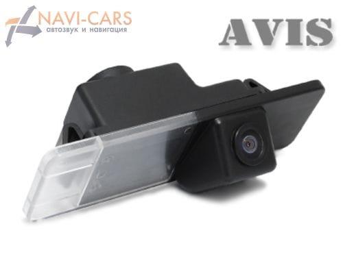 Камера заднего вида (CCD) AVIS AVS321CPR для Kia Optima III (от 2011) / K5