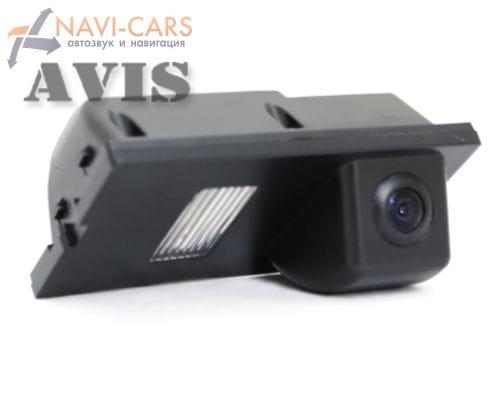 Камера заднего вида (CCD) AVIS AVS321CPR для Land Rover Freelander