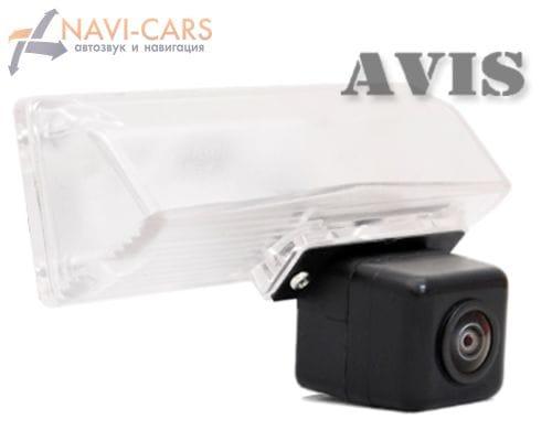 Камера заднего вида (CCD) AVIS AVS321CPR для Toyota Rav IV (от 2012)