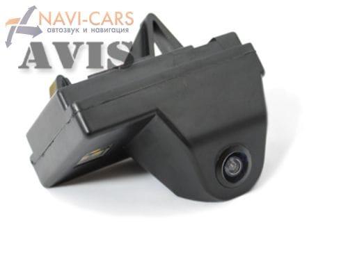 Камера заднего вида (CCD) AVIS AVS321CPR для Toyota Land Cruiser 200 (2007-2011)