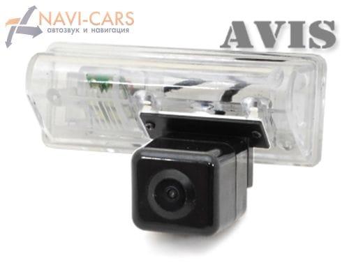 Камера заднего вида (CCD) AVIS AVS321CPR для Lexus ES 250 (от 2013)