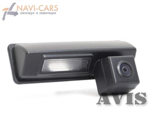 Камера заднего вида (CCD) AVIS AVS321CPR для Toyota Camry (2007-2011) / Harrier (2003-2008) / Ipsum (2001-2009) / Avensis Verso (2001-2009)