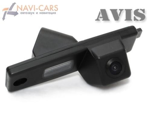 Камера заднего вида (CCD) AVIS AVS321CPR для Toyota Highlander