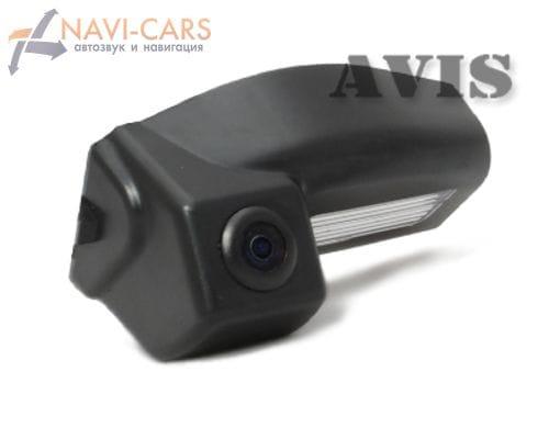 Камера заднего вида (CCD) AVIS AVS321CPR для Mazda 2 / 3 Sedan