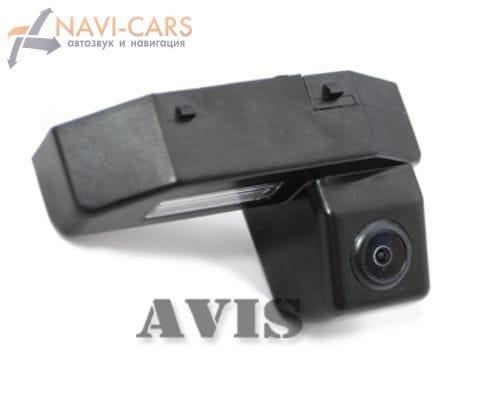 Камера заднего вида (CCD) AVIS AVS321CPR для Mazda 6 (GH) Sedan (2007-2012)