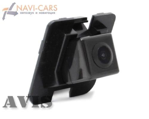 Камера заднего вида (CCD) AVIS AVS321CPR для Mercedes CLS / GL / S-Class W221 (2005-2013) / SL-Class R230 FL (2008-2012)