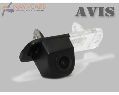 Камера заднего вида (CMOS) AVIS AVS312CPR для Mercedes GL X164 (2006-2012) / ML W164 (2005-2011) / R-Class W251 (от 2005)