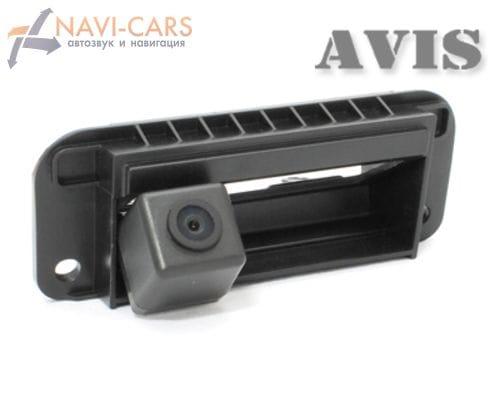 Камера заднего вида (CCD) AVIS AVS321CPR для Mercedes C-Class (в ручку багажника)
