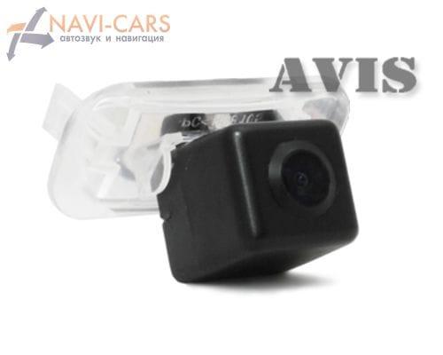 Камера заднего вида (CCD) AVIS AVS321CPR для Mercedes A-Class W169 (2004-2012)/ B-class W245 (2005-2011)