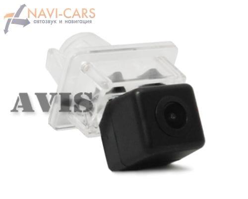 Камера заднего вида (CCD) AVIS AVS321CPR для Mercedes C-Class W204 (от 2006) / CL-Class W216 (от 2006) / CLS-Class C218 (от 2011) / E-Class W212 (от 2009) / S-Class W221 (2005-2013)