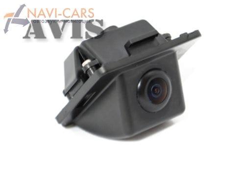 Камера заднего вида (CCD) AVIS AVS321CPR для Mitsubishi Outlander II XL (2006-2012) / Outlander III (от 2012) / Lancer X Hatchback