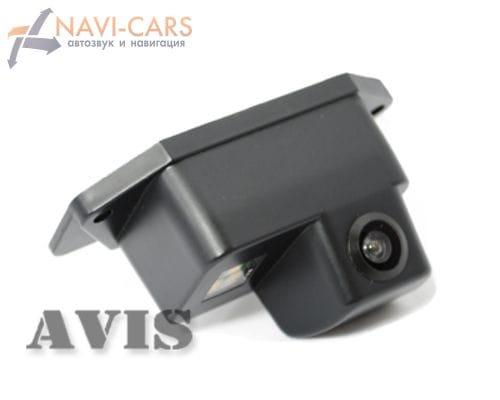 Камера заднего вида (CCD) AVIS AVS321CPR для Mitsubishi Lancer X Sedan / Lancer IX Wagon (2003-2008) / Outlander (2003-2008)