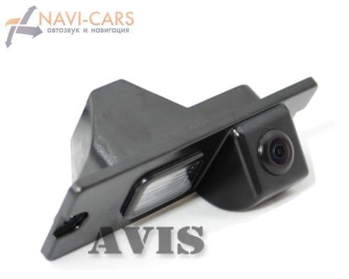 Камера заднего вида (CCD) AVIS AVS321CPR для Mitsubishi Pajero IV