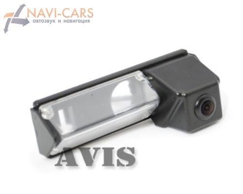 Камера заднего вида (CCD) AVIS AVS321CPR для Mitsubishi Grandis / Pajero Sport II (от 2008)