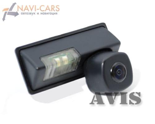 Камера заднего вида (CCD) AVIS AVS321CPR для Suzuki SX4 Sedan