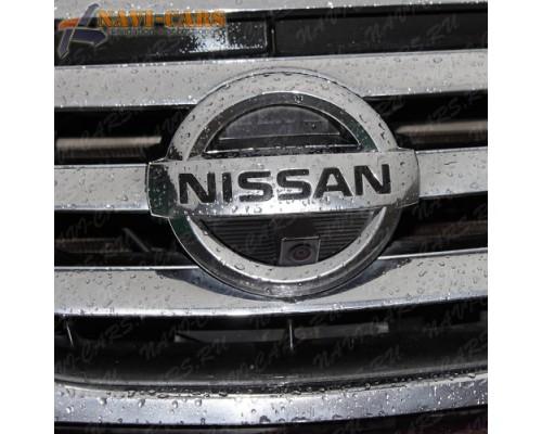 Камера переднего вида для Nissan (фронтальная)