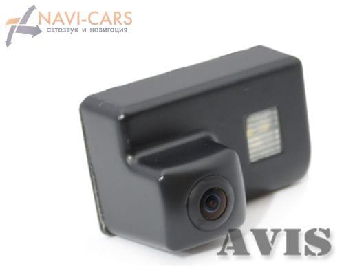 Камера заднего вида (CCD) AVIS AVS321CPR для Peugeot 206/207/307 sedan/307SW/407