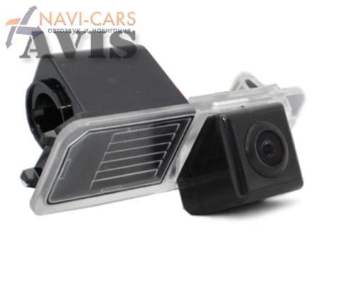 Камера заднего вида (CMOS) AVIS AVS312CPR для Volkswagen Amarok / Golf VI / Polo V hatchback / Scirocco