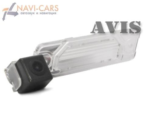 Камера заднего вида (CMOS) AVIS AVS312CPR для Renault Koleos