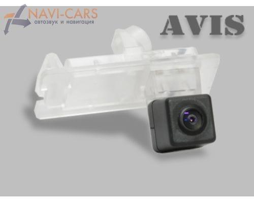 Камера заднего вида (CCD) AVIS AVS321CPR для Renault Duster