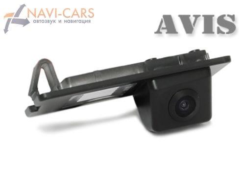 Камера заднего вида (CMOS) AVIS AVS312CPR для Renault Fluence / Latitude