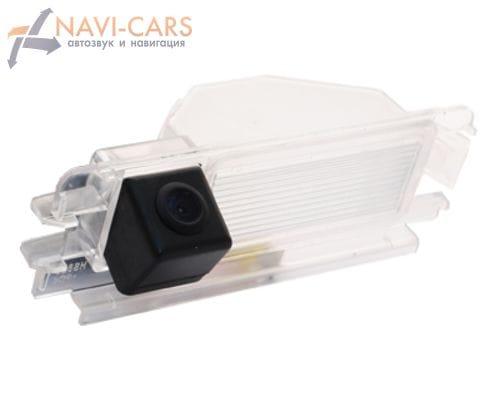 Камера заднего вида (CMOS) AVIS AVS312CPR для Renault Sandero new / Logan II (от 2014)