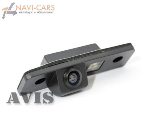 Камера заднего вида (CCD) AVIS AVS321CPR для Skoda Octavia II (от 2004) / Roomster