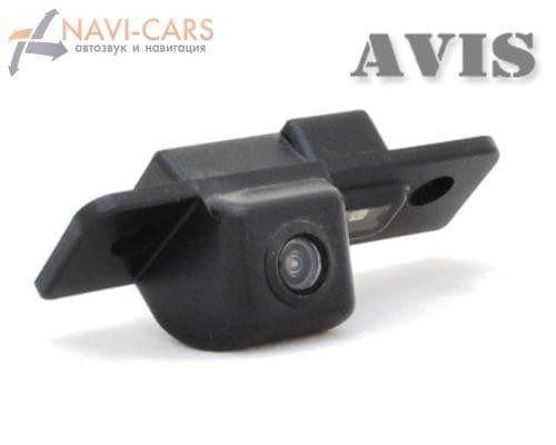 Камера заднего вида (CMOS) AVIS AVS312CPR для Skoda Octavia II (от 2004) / Roomster