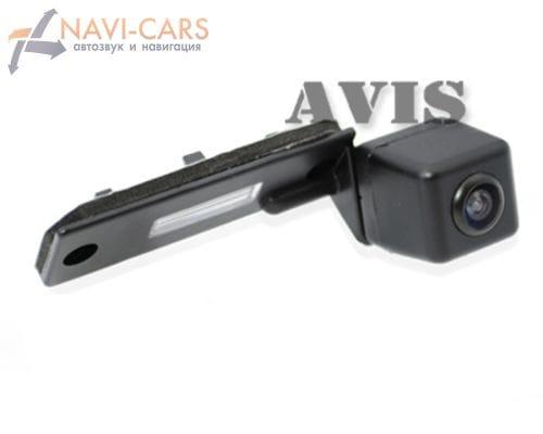 Камера заднего вида (CCD) AVIS AVS321CPR для Skoda Superb