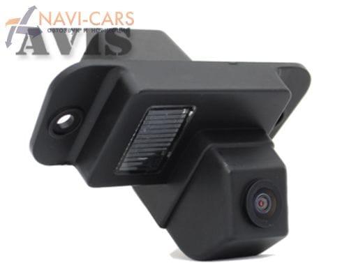 Камера заднего вида (CMOS) AVIS AVS312CPR для SsangYong Action (2005-2010)