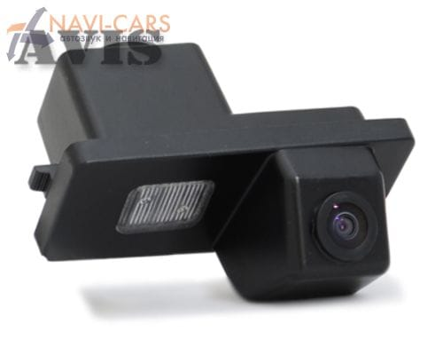 Камера заднего вида (CCD) AVIS AVS321CPR для SsangYong Rexton/ Kyron/ Actyon Sports