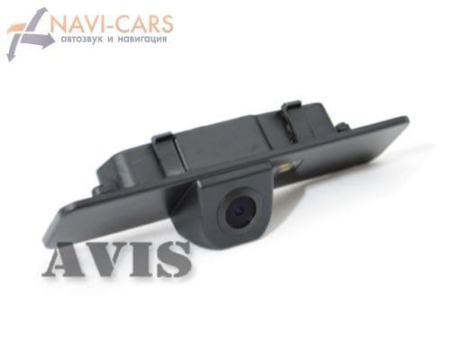 Камера заднего вида (CCD) AVIS AVS321CPR для Subaru Legacy