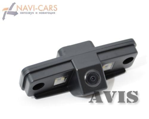Камера заднего вида (CCD) AVIS AVS321CPR для Subaru Forester III (2008-2013) / Impreza III sedan (2008-2012) / Legacy V wagon (2009-2013) / Outback IV (2009-2013)