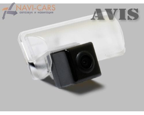 Камера заднего вида (CMOS) AVIS AVS312CPR для Subaru Forester IV (от 2012)